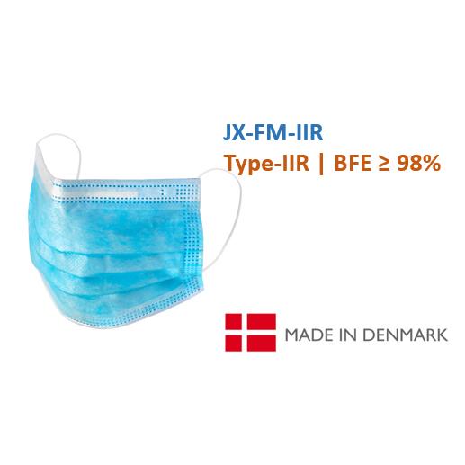 Mundbind type IIR - JP air tech