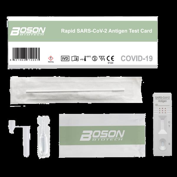 Boson SARS-CoV-2 Antigen hurtigtest